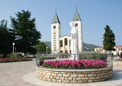 ITALY and MEDJUGORJE – 14 days